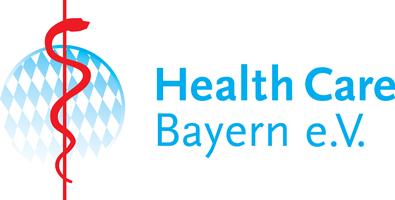 Logo health care bayern